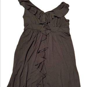 Inc women's black dress